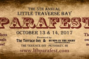5th Annual Little Traverse Bay ParaFest – Petoskey – Oct 13th – 14th