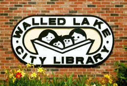 Walled Lake Library Author Event – April 8th
