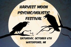 2nd Annual Harvest Moon Psychic/Holistic Festival October 6