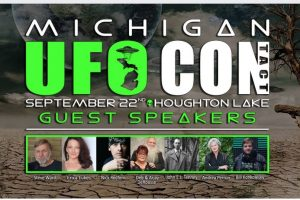 Michigan UFO Con-tact  September 21 & 22