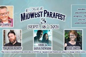 Midwest Parafest 3 – Oliver House – Toledo, OH – September 18, 2021